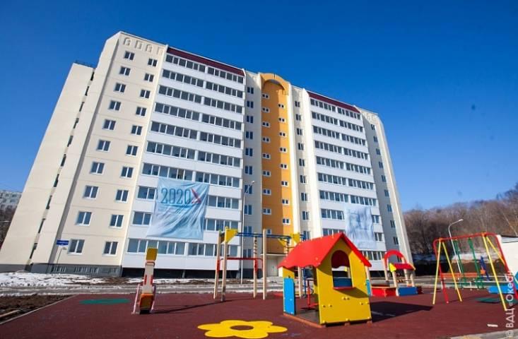 Новые квартиры получили сотрудники центра «Океан» в Приморье