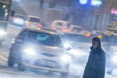 Нулевая видимость образовалась на дорогах Приморья