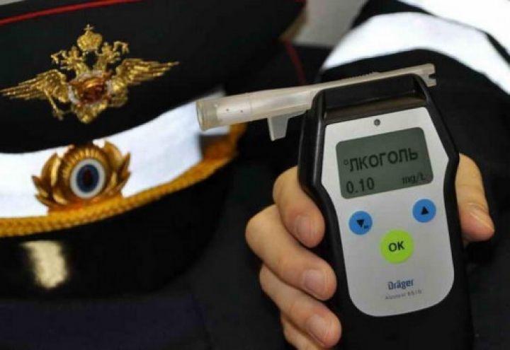 Итоговое число пьяных водителей подсчитали в Приморье