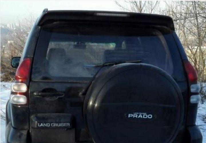 Соцсети сообщили о найденном Land Cruiser Prado в Приморье
