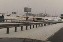 Трасса Де-Фриз - Седанка - Патрокл перекрыта во Владивостоке