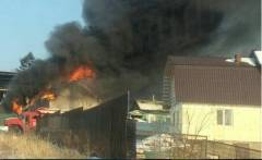 Прокуратура края проведет проверку по факту пожара в здании частного детского сада