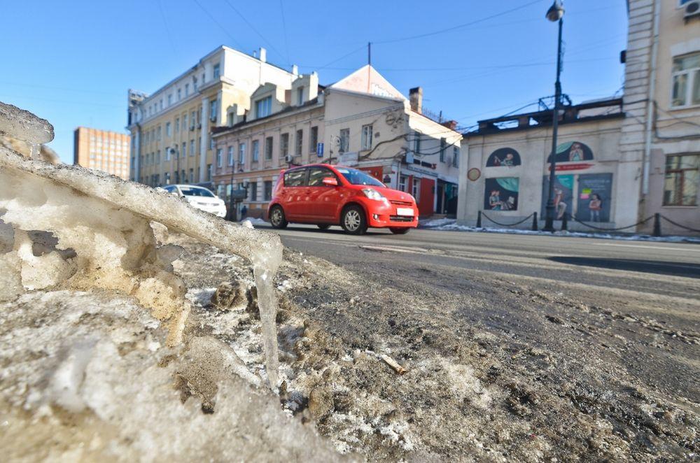 За что может лишиться должности главный дорожник Владивостока?