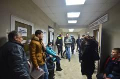 Выплаты по полису ОСАГО в Приморье: давка и круглосуточные очереди