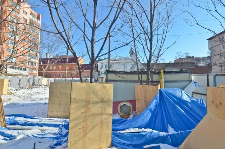 Депутат Сулеев будет бороться за свою стройку на месте сквера