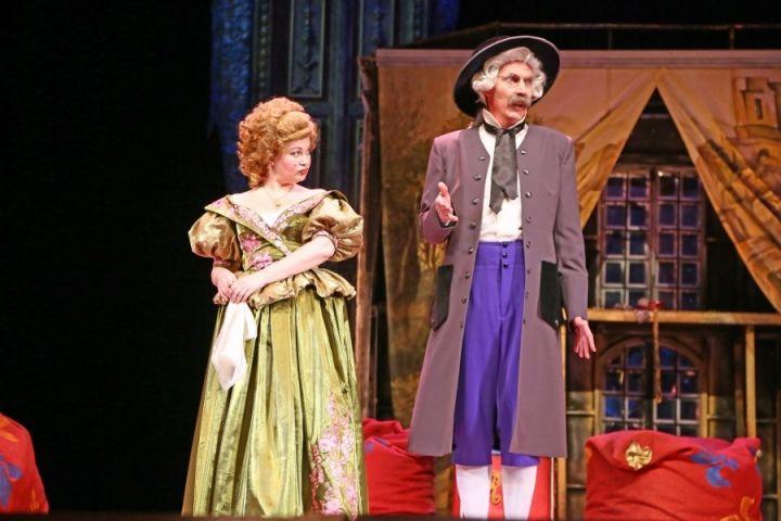 Театр Горького объявил репертуар на январь и февраль