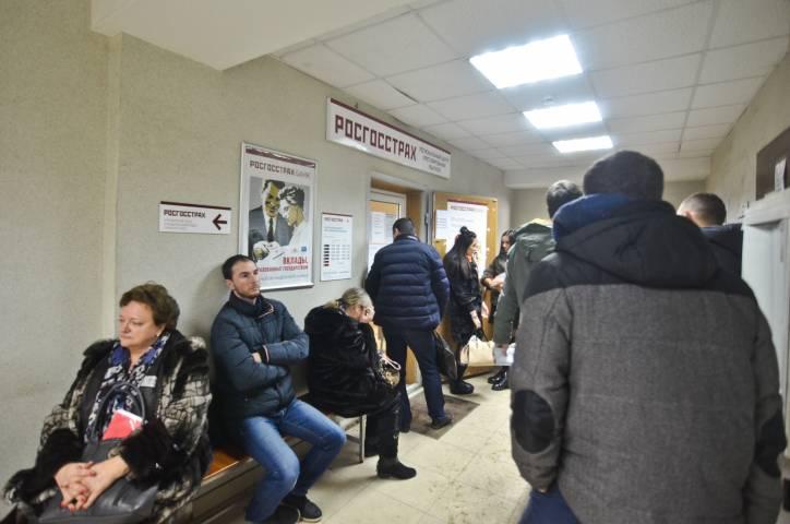 Приморцы вынуждены покупать полисы ОСАГО в «Росгосстрахе»