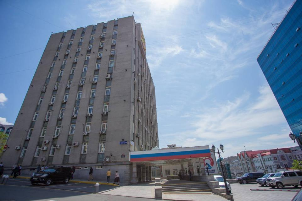 «Непреодолимая сила» послужила причиной штрафа вице-мэра Владивостока