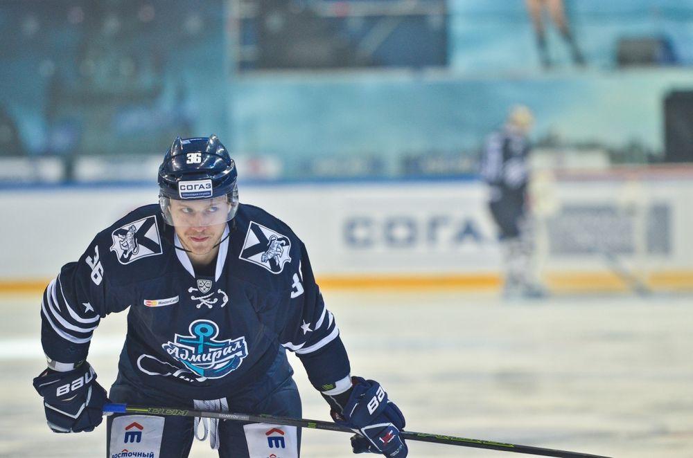 «Адмирал» проиграл «Динамо» во Владивостоке