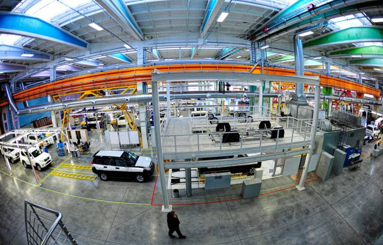 Произведенные в этом году в Приморье автомобили будут оборудованы системой ЭРА-ГЛОНАСС