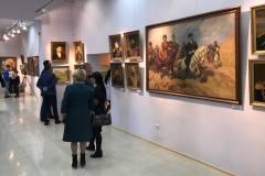 Выставка «Дагестан в творчестве российских художников» открылась в Находке