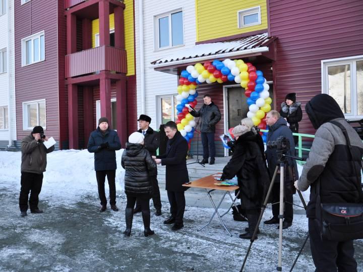 49 семей из Находки переехали в новые квартиры из аварийного жилья