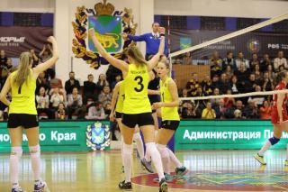 «Приморочка» вновь обыграла команду из Тюмени
