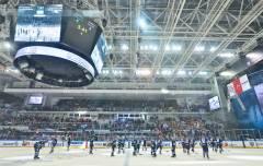 «Адмирал» блистательно обыграл финский «Йокерит» в домашнем матче