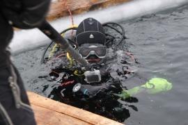 Поиски пропавшего аквалангиста ведутся в Приморье