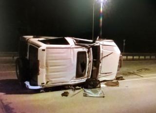 Пьяный водитель, сбежавший с места ДТП в пригороде Владивостока, решил вернуться