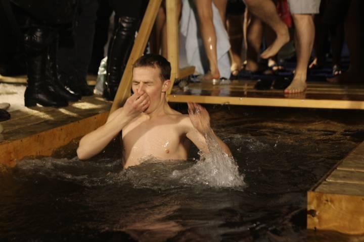 Приморские синоптики рассказали, какая погода будет в ночь на Крещение