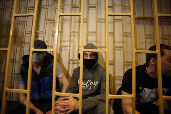 В феврале суд начнет формировать коллегию присяжных для «приморских партизан»