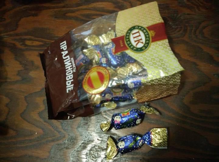 Жительница Владивостока купила в магазине «б/у» конфеты