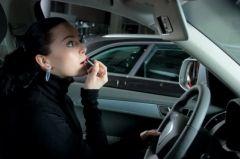 Автоледи стала причиной массовой аварии во Владивостоке