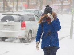 В Приморье в начале новой рабочей недели будет холодно