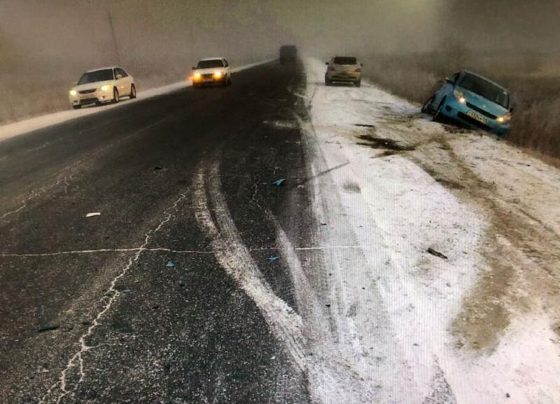 Водитель без прав спровоцировал крупную аварию в Приморье