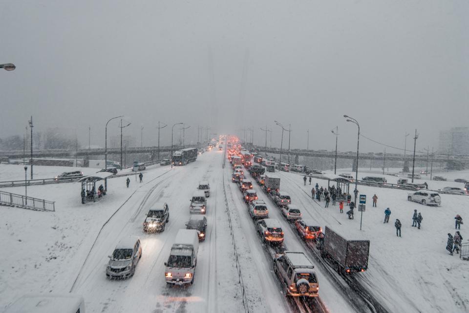 Специалисты рассказали, как избавиться от пробок во Владивостоке