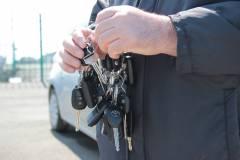 Во Владивостоке преступники угнали и бросили на Кунгасном Mitsubishi Pajero