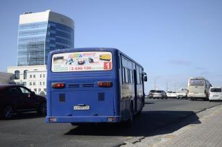Автоперевозчик заплатит штраф за невыход автобусов на линию во Владивостоке