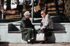 Во Владивостоке на улице задержана пенсионерка с ружьем