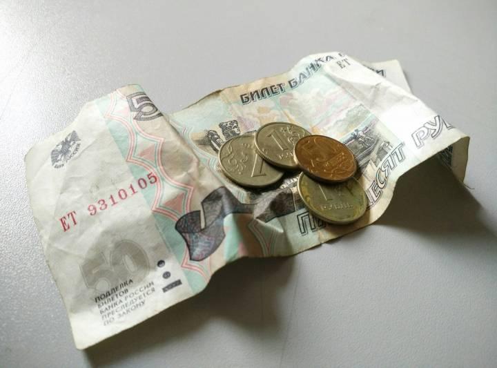 На 5,9% упали реальные располагаемые доходы россиян за год – Росстат