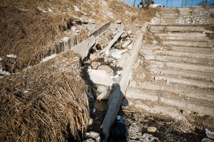 На восстановление парка Минного городка денег нет - мэрия Владивостока