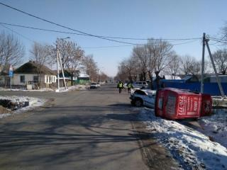 Три человека пострадали в результате ДТП в Приморье