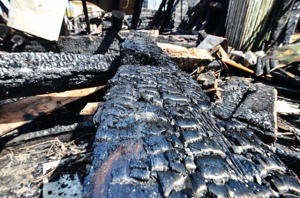 Пожар едва не уничтожил школу в Приморье