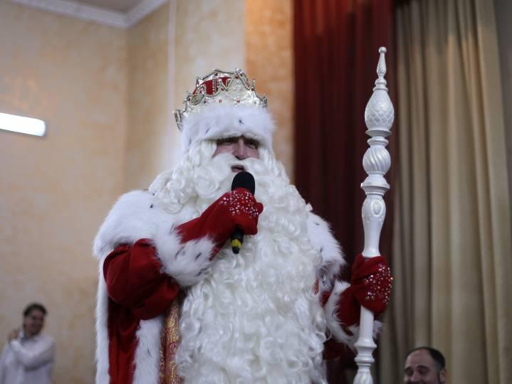 Всероссийский Дед Мороз отметил китайский Новый год в Приморье