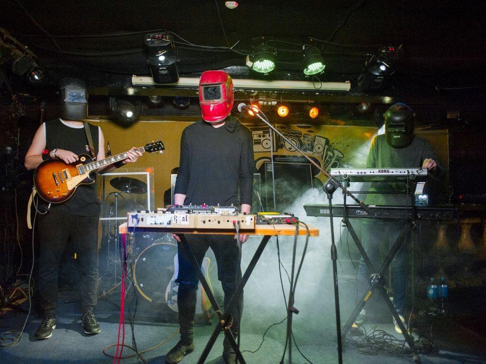 Группа Starcardigan презентовала новый альбом во Владивостоке