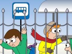Карикатура недели: безопаснее некуда