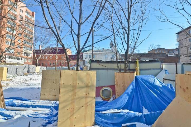 Губернатор Приморья лично проконтролирует восстановление сквера во Владивостоке