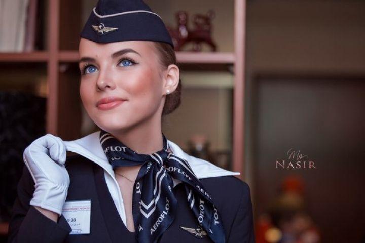 Лицо «Аэрофлота» Евгения Николаевская: «Владивосток – город, особенный во всем»