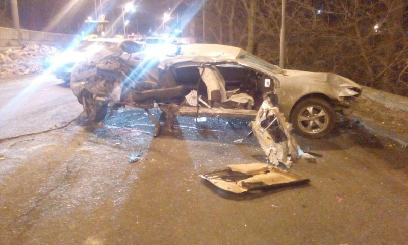 В отношении водителя, совершившего смертельное ДТП во Владивостоке, возбуждено уголовное дело