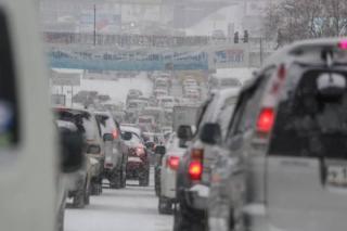 Названа дата снежного удара по Приморью