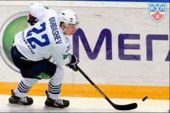 КХЛ отменила штраф нападающему «Адмирала»