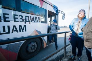 Большие автобусы на популярном маршруте во Владивостоке пропадут на месяц