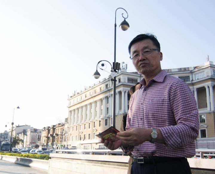 Во Владивостоке ограбили китайцев