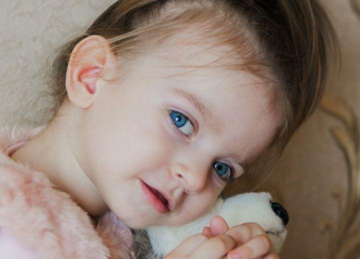 PRIMPRESS помогает собрать деньги на лечение больного ребенка