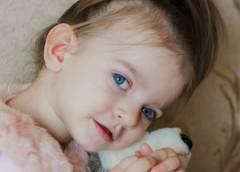 PRIMPRESS помог собрать почти половину суммы на лечение маленькой девочки от ретинобластомы