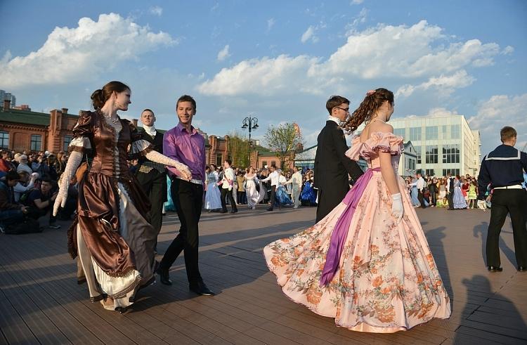 Праздник приморских выпускников может получить название «Россияна»