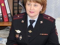 Житель Артема выразил благодарность сотруднице отдела полиции за оперативную работу