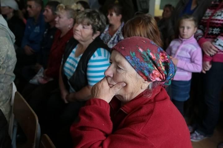 Пенсионерка из Владивостока ночует на улице