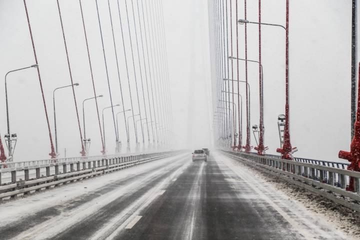 В четверг в Приморье выпадет снег